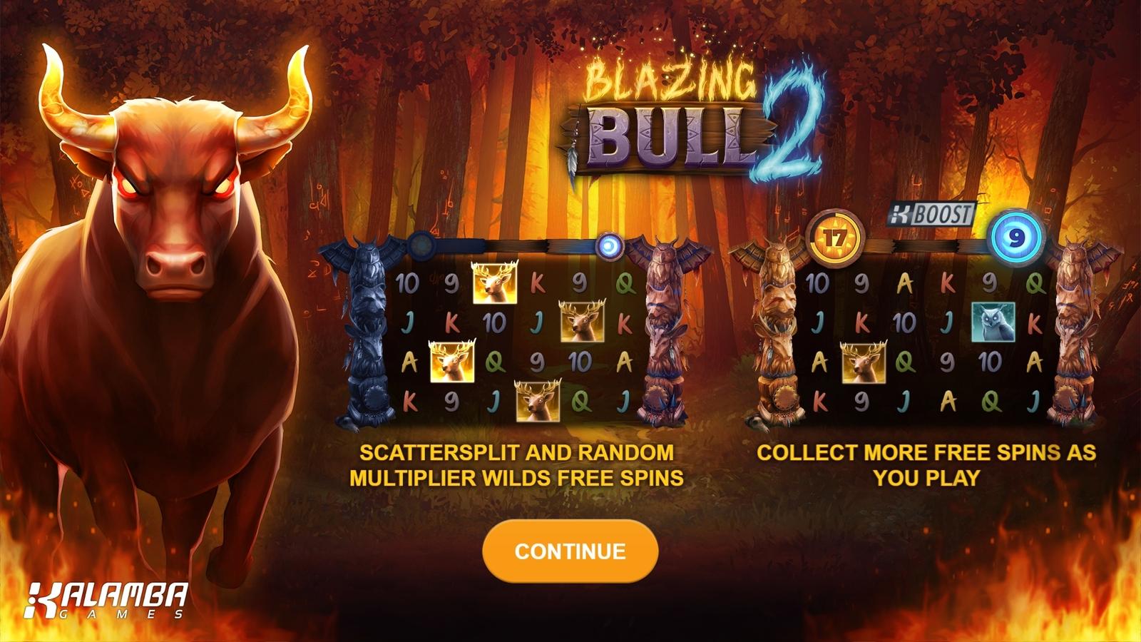 Blazing Bull 2 Screenshot