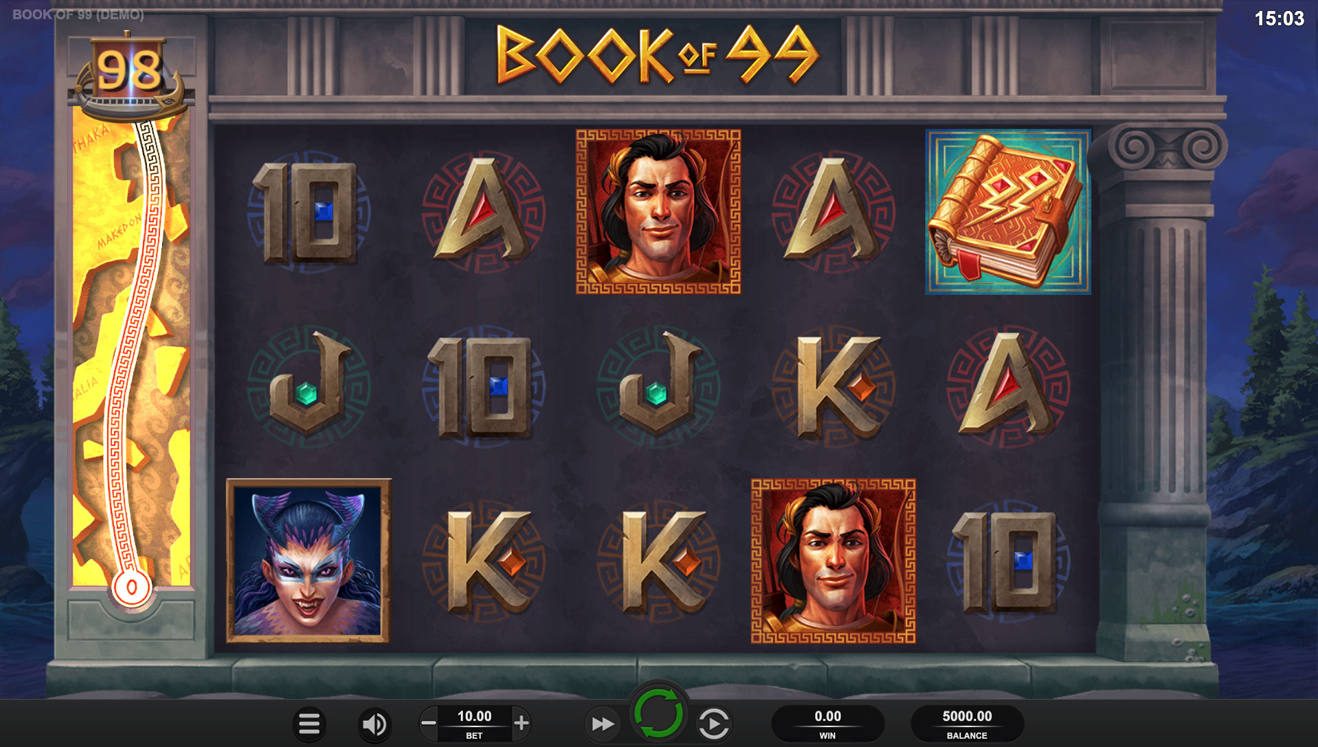 Book of 99 Screenshot