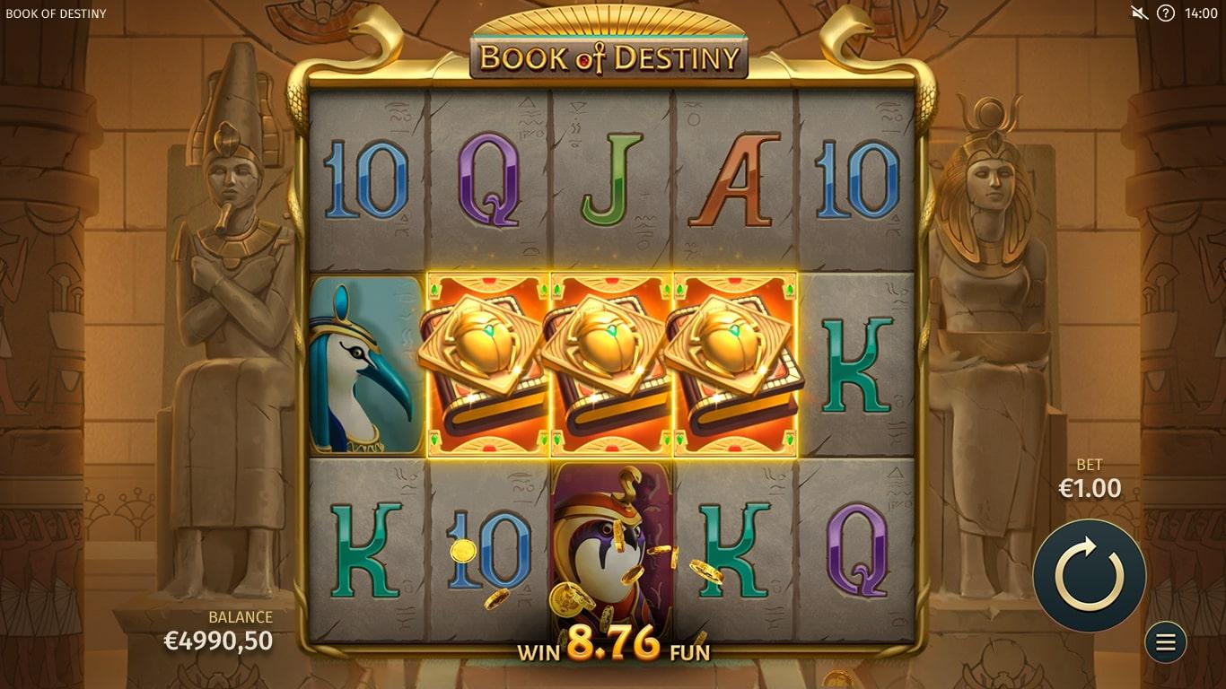 Book of Destiny Screenshot