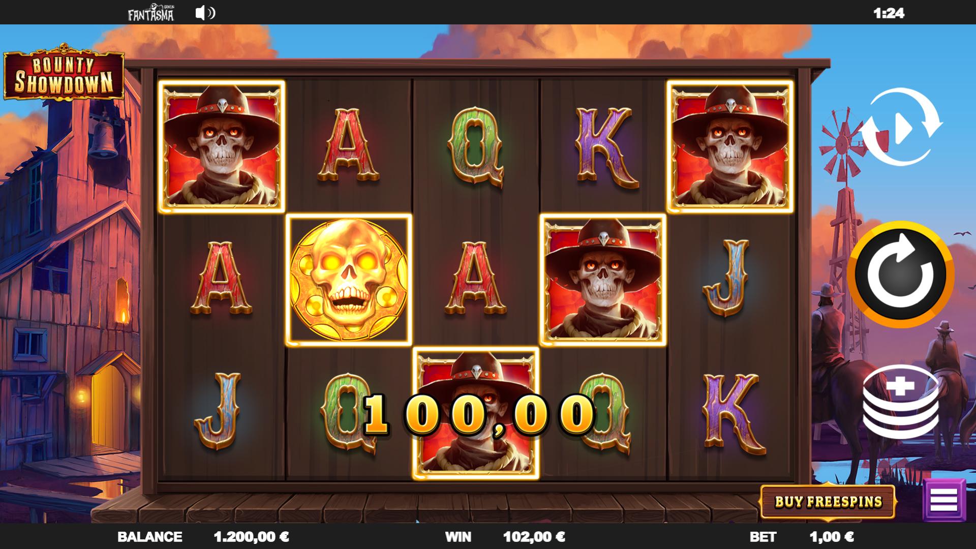Bounty Showdown Screenshot