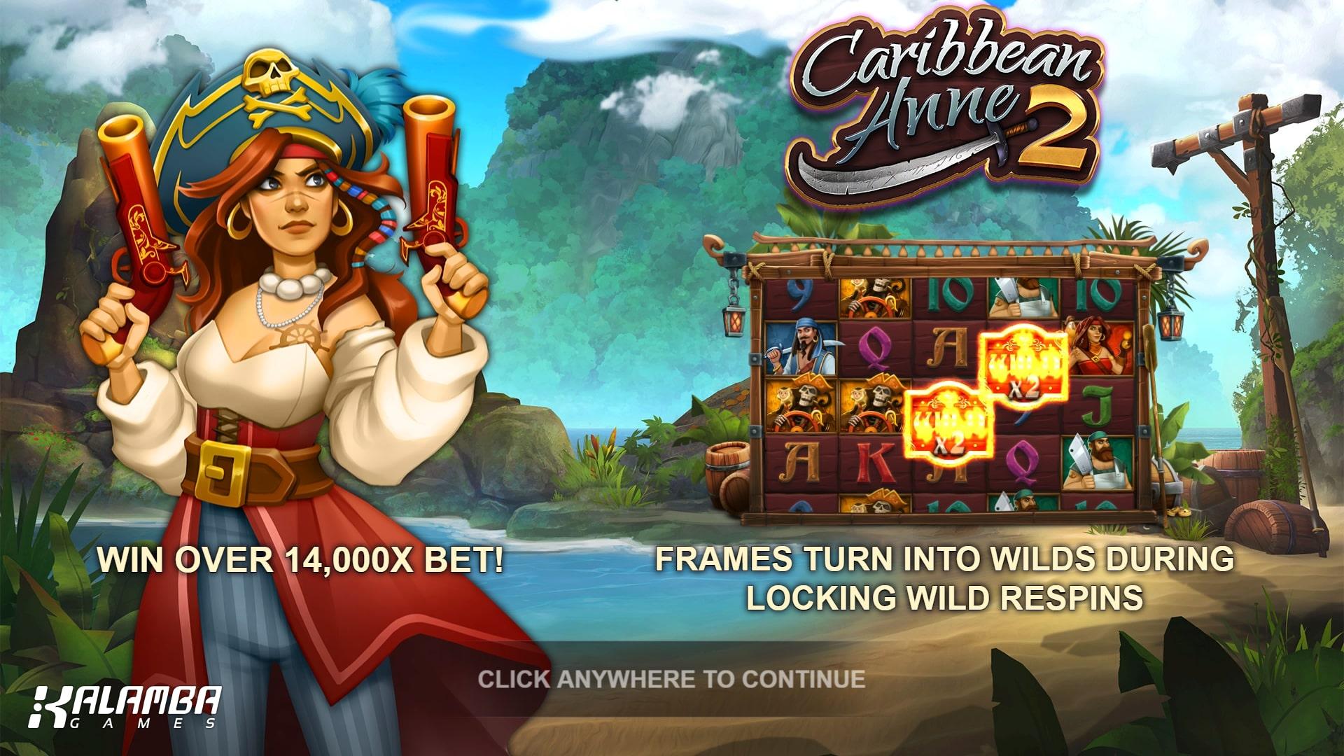 Caribbean Anne 2 Screenshot