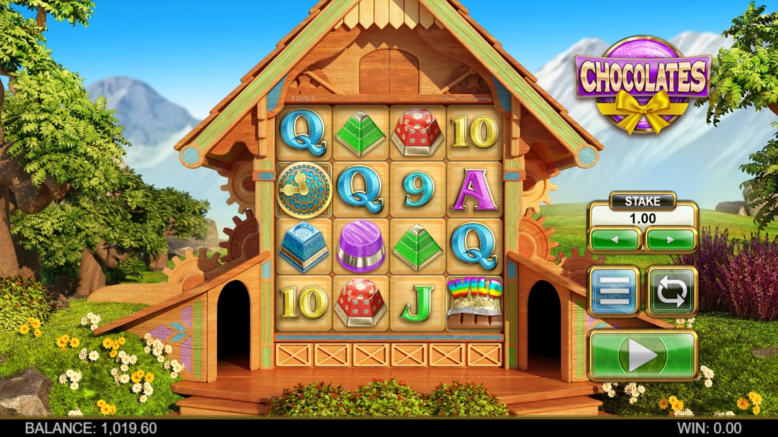 Chocolates Screenshot