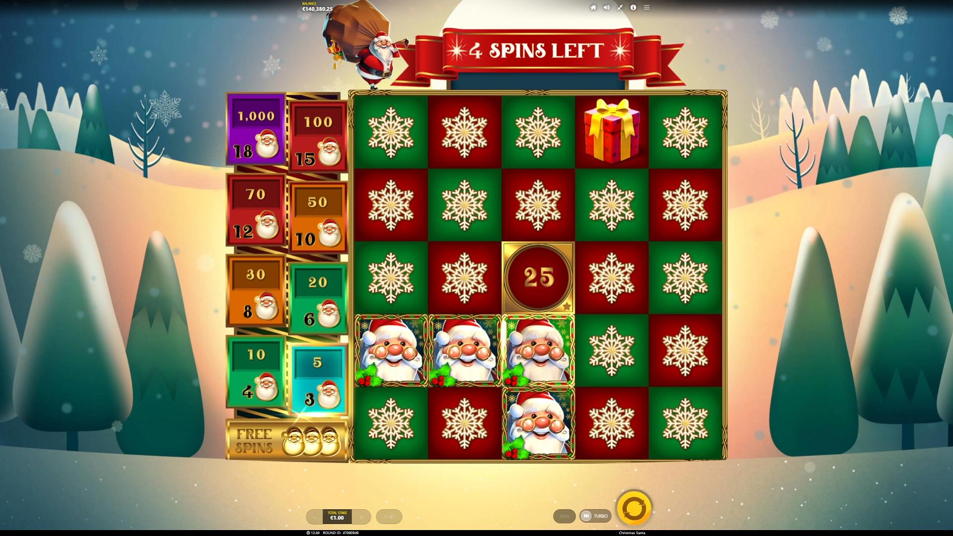 Christmas Santa Screenshot
