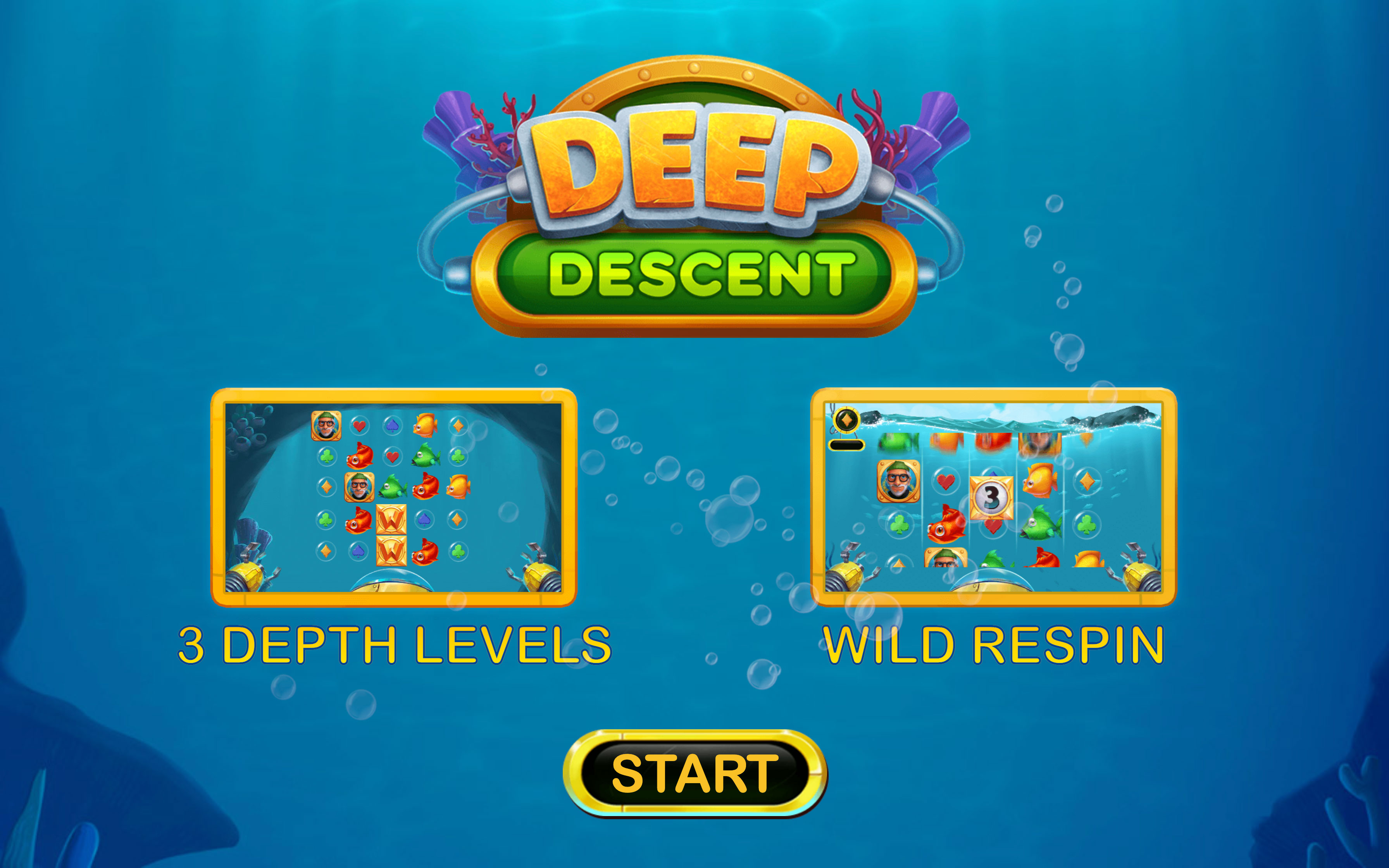 Deep Descent Screenshot