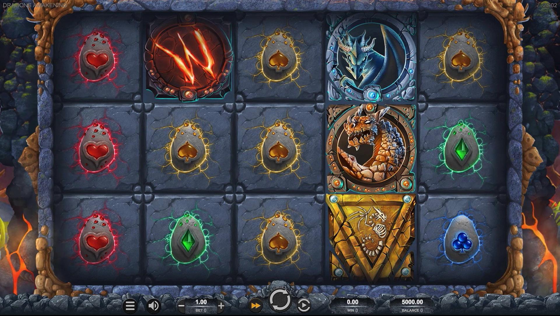Dragons' Awakening Screenshot