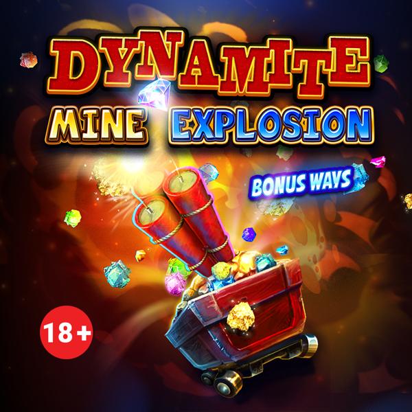 Dynamite Mine Explosion Thumbnail