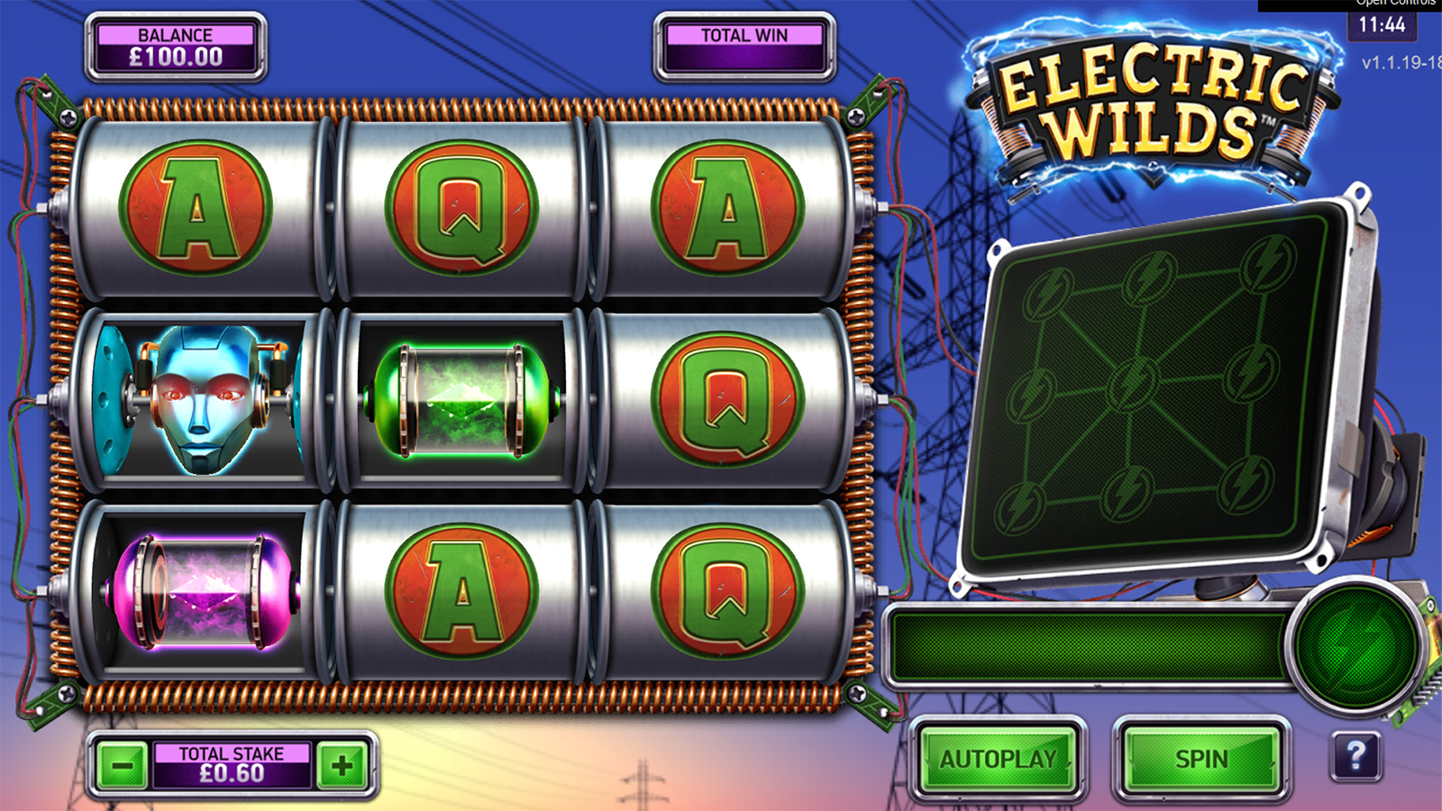 Electric Wilds Screenshot
