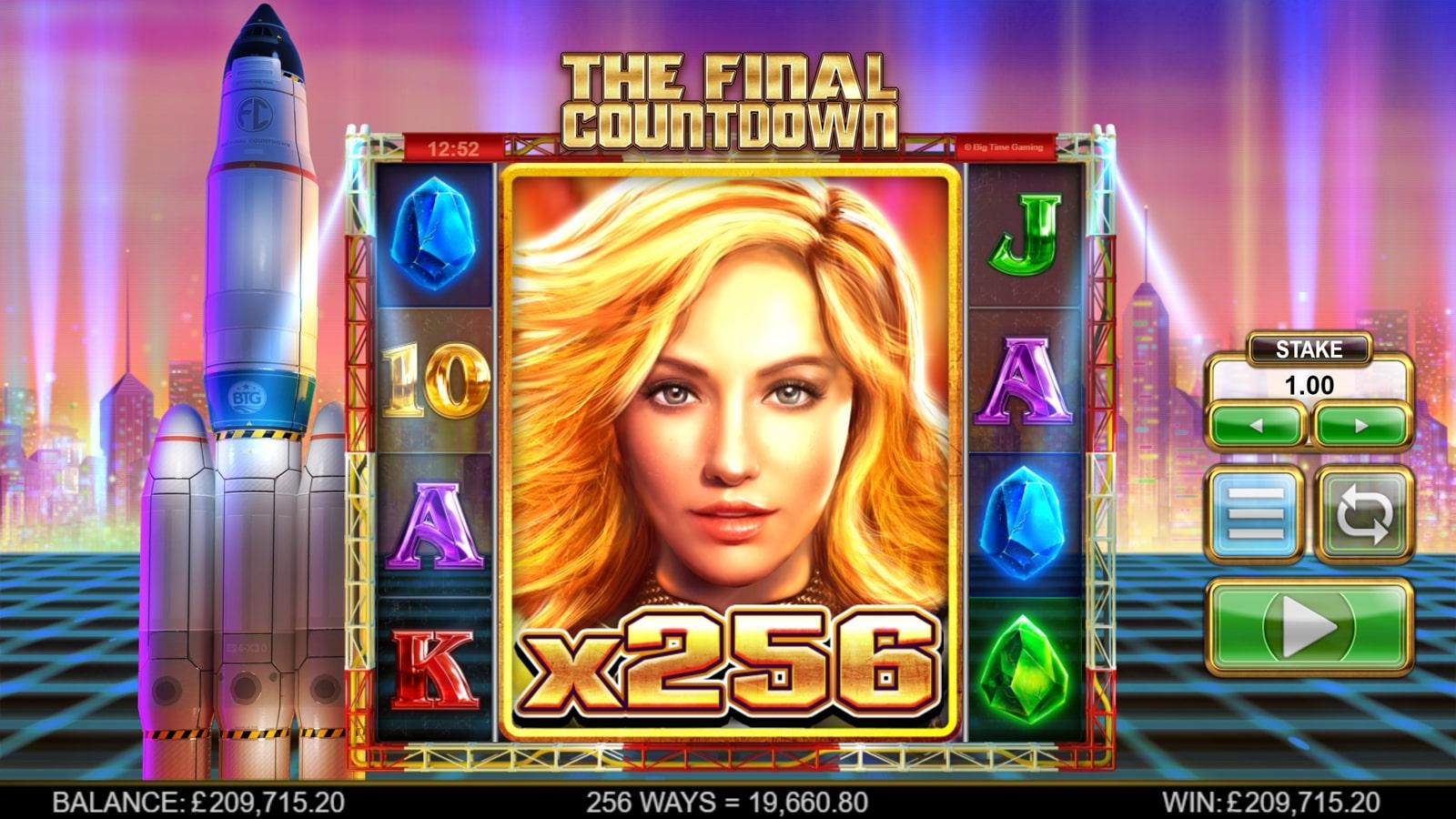 The Final Countdown Screenshot