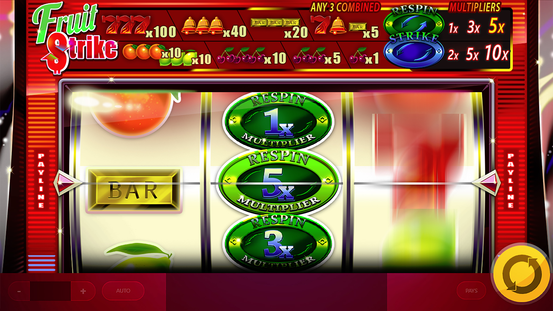 Fruit Strike Screenshot