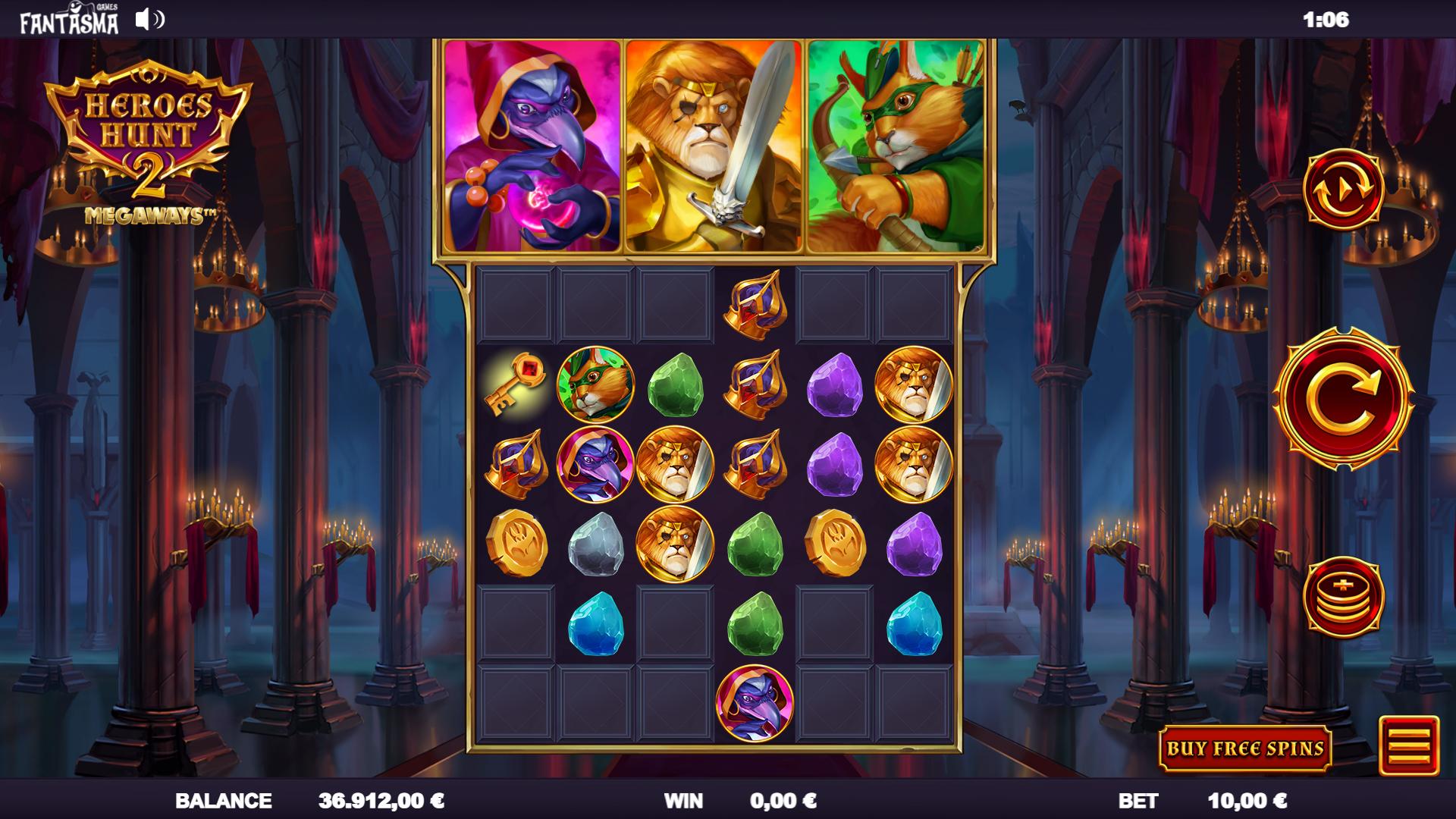 Heroes Hunt 2 Screenshot