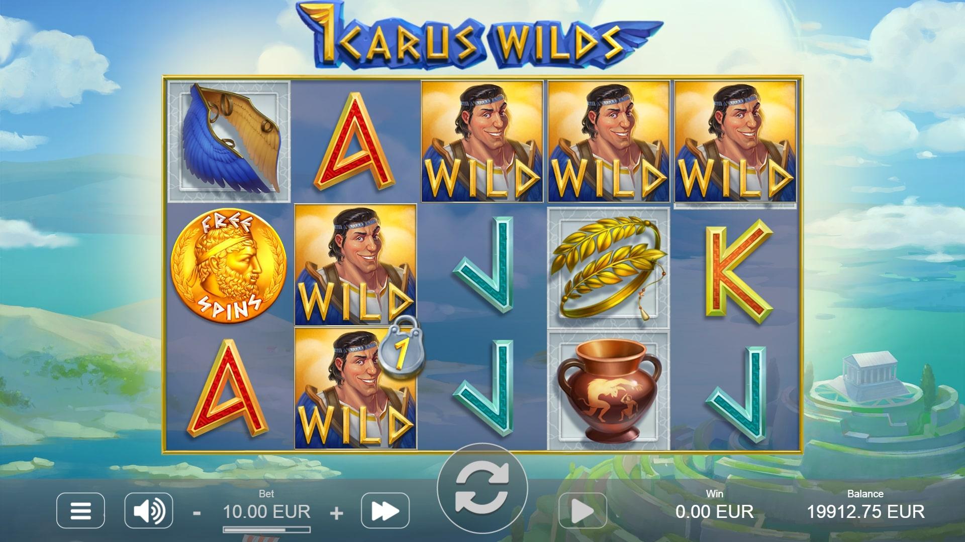 Icarus Wilds Screenshot