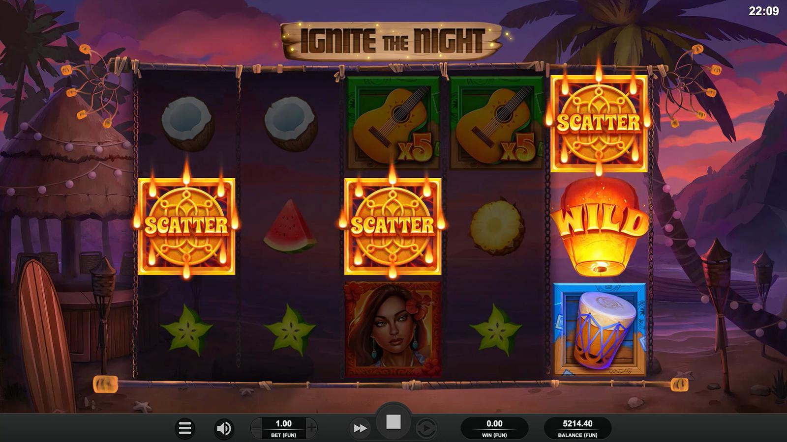 Ignite the Night Screenshot