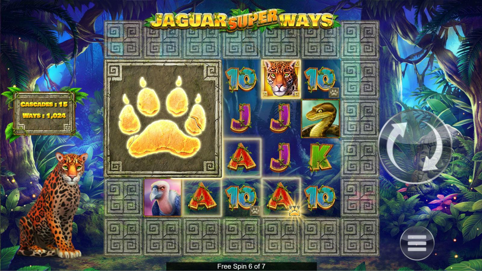 Jaguar Superways Screenshot