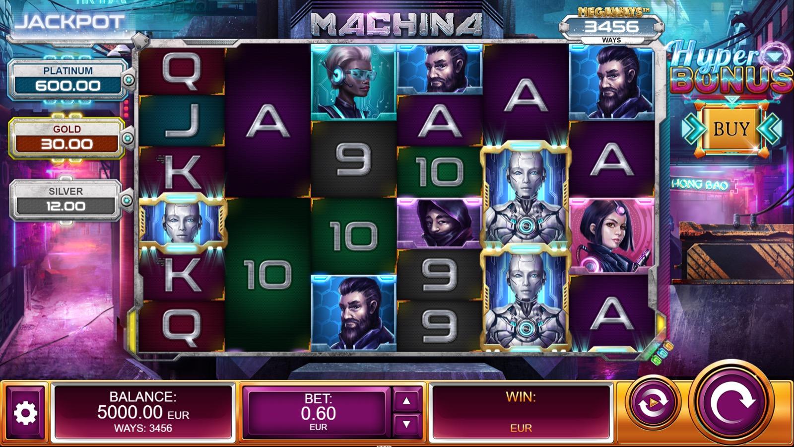 Machina Screenshot
