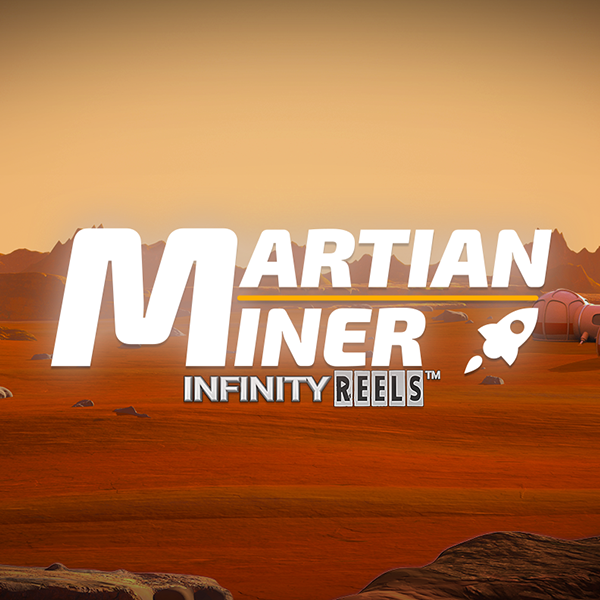 Martian Miner Infinity Reels Thumbnail