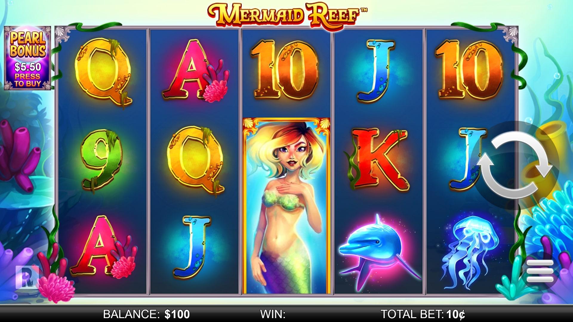 Mermaid Reef Screenshot