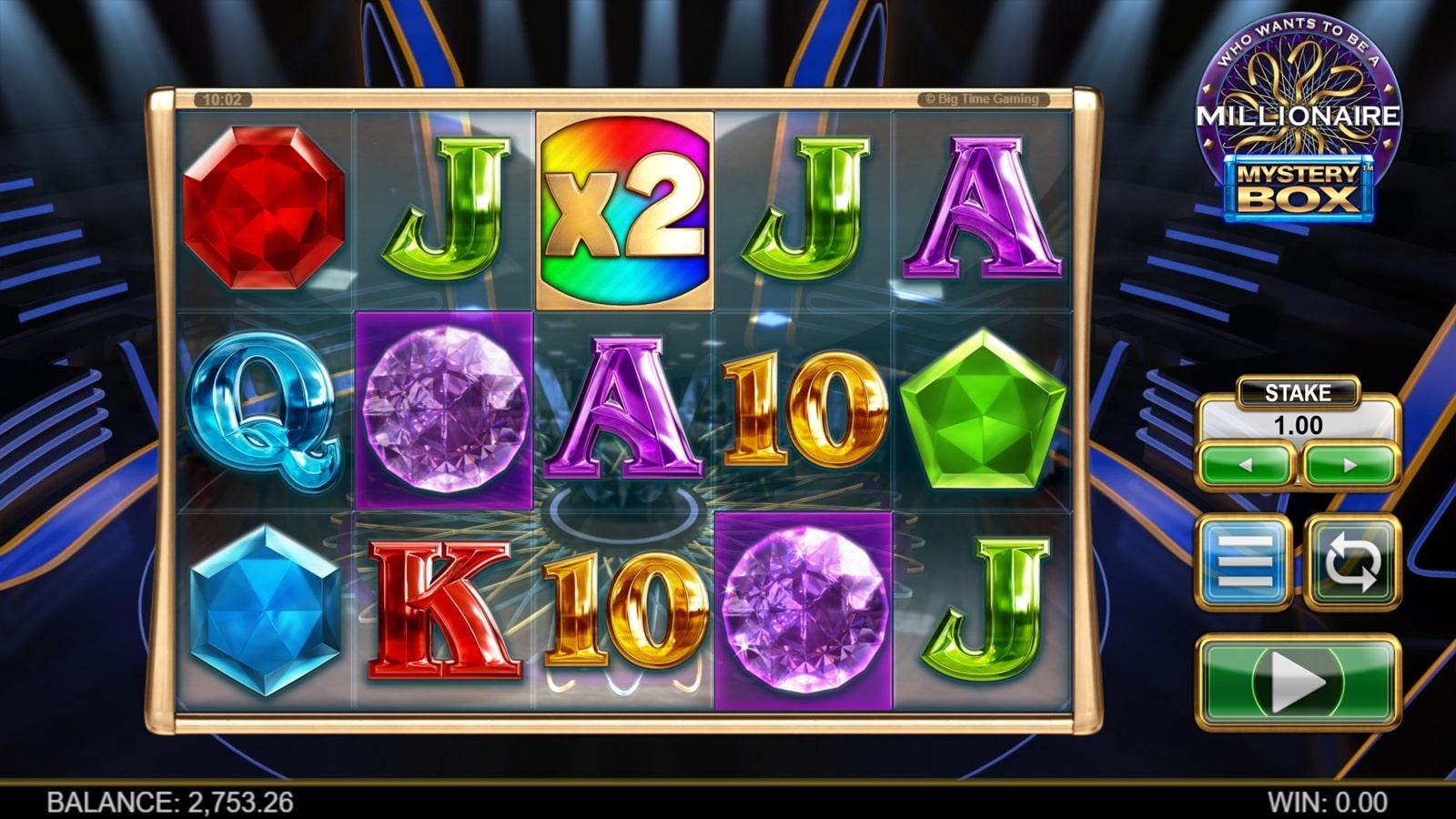 Millionaire Mystery Box Screenshot