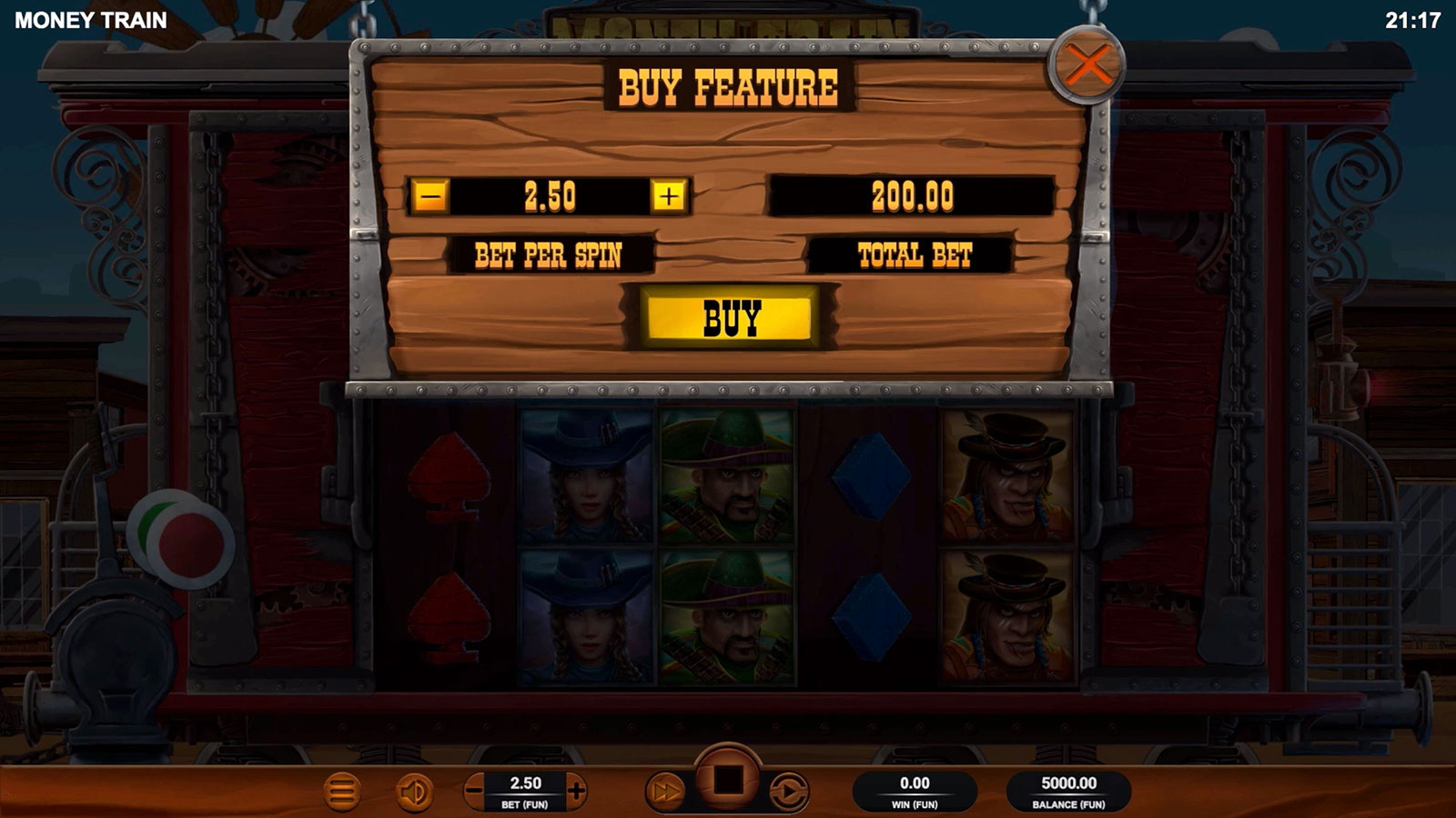 Money Train Screenshot