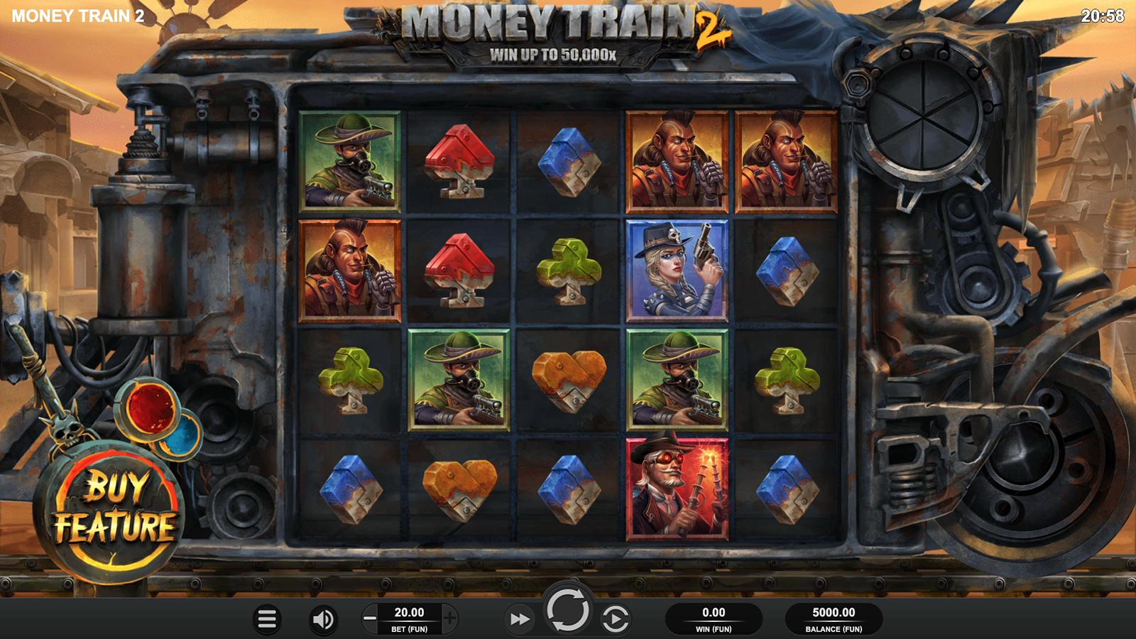 Money Train 2 Screenshot