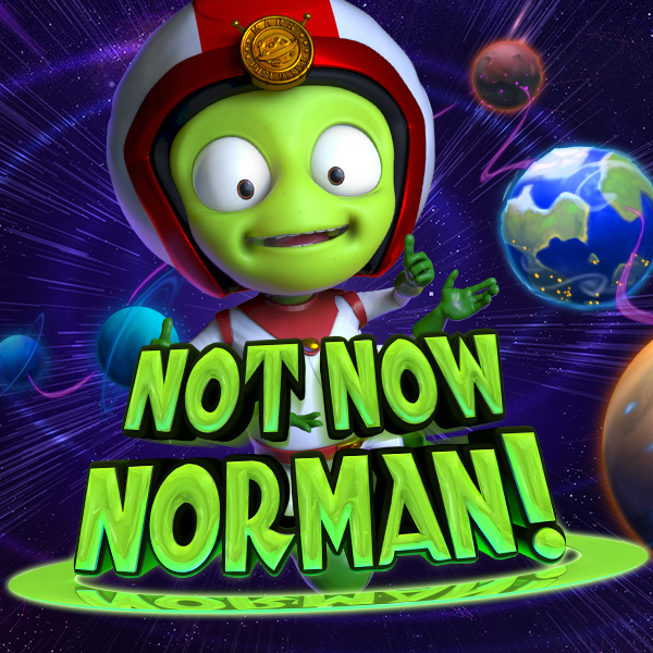 Not Now Norman Thumbnail