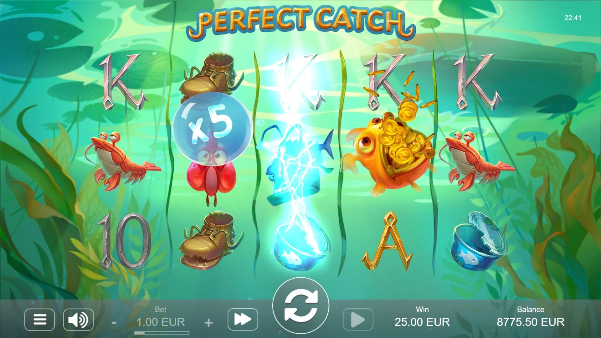 Perfect Catch Screenshot