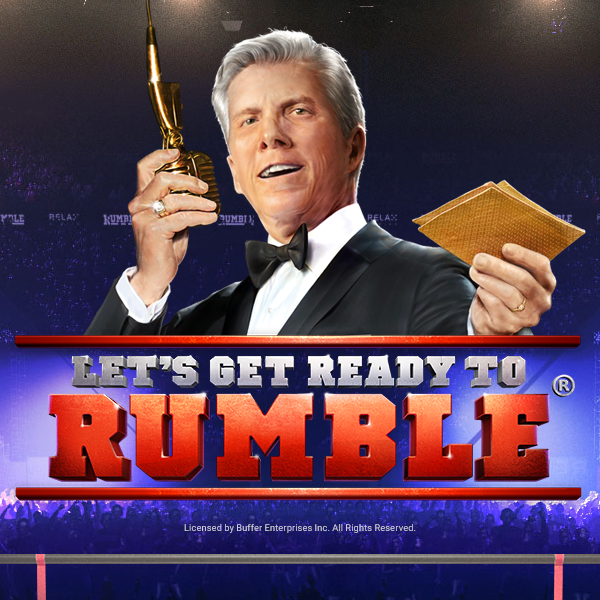Let's get ready to Rumble Thumbnail