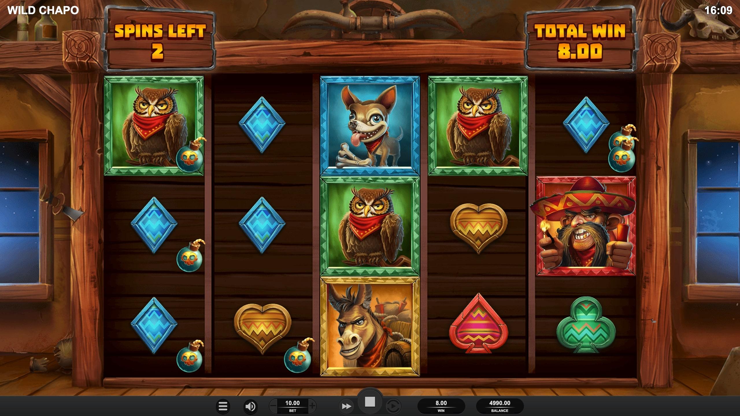 Wild Chapo Screenshot