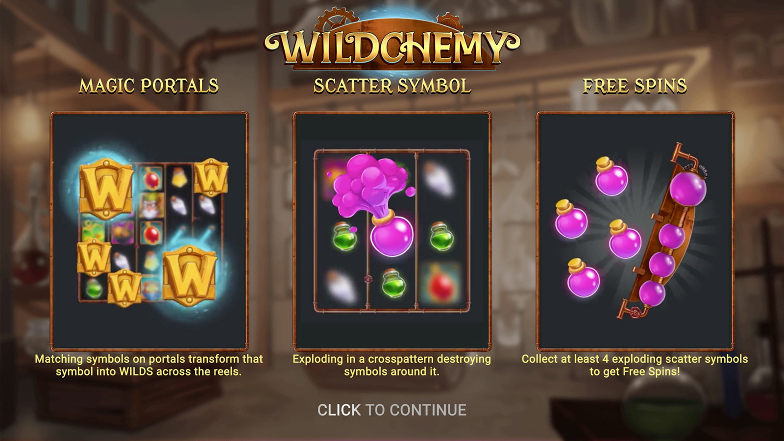 Wildchemy Screenshot
