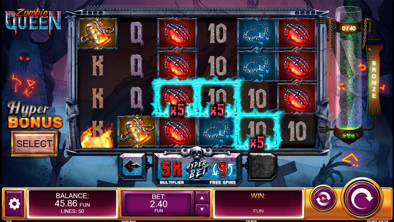 Zombie Queen Screenshot